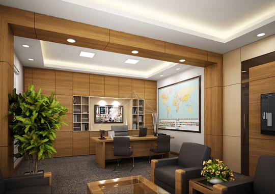 Thiết kế nội thất văn phòng Tỉnh Đoàn Lạng Sơn