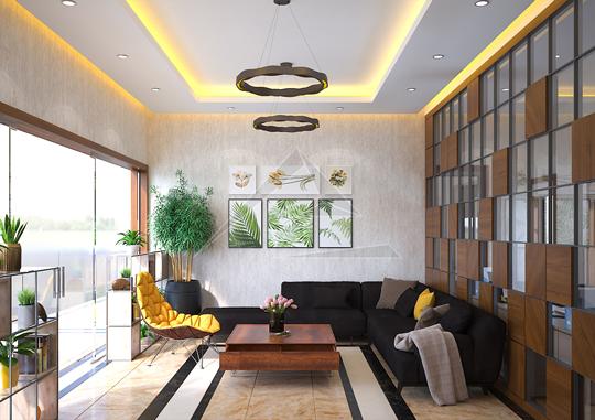Thiết kế cải tạo nội thất nhà ở gia đình tại Thạch Hòa, Thạch Thất, Hà Nội